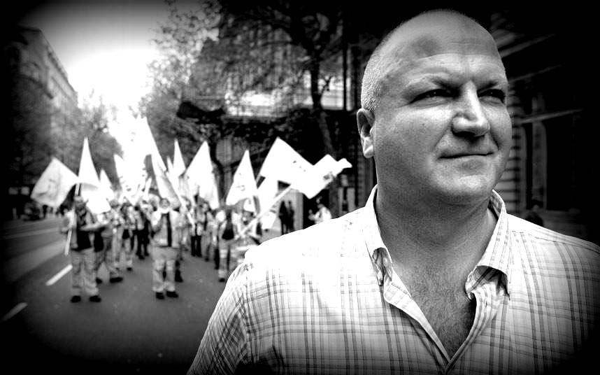 Rest in peace Big Man — obituary for Bob Crow