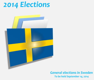 Elections in Sweden 2014