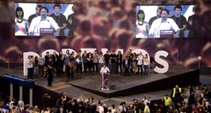 Podemos Conference