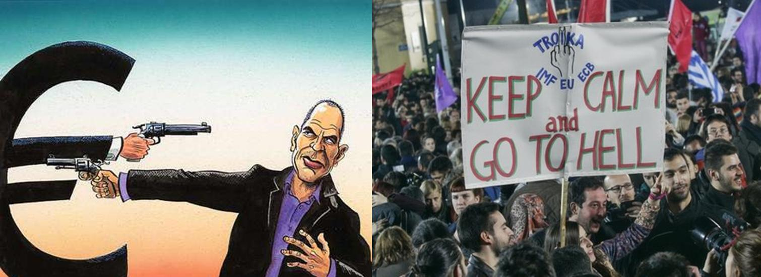 Syriza EU Deal Collage