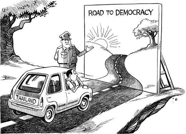 Road to Thai Democracy
