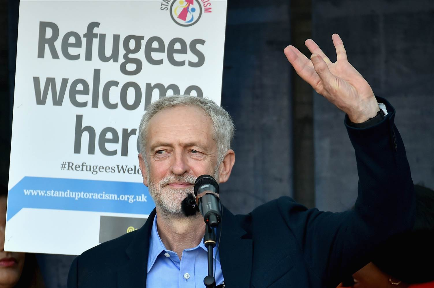 jeremy and refugees